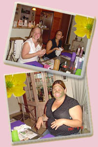 Jafra Pamper Party