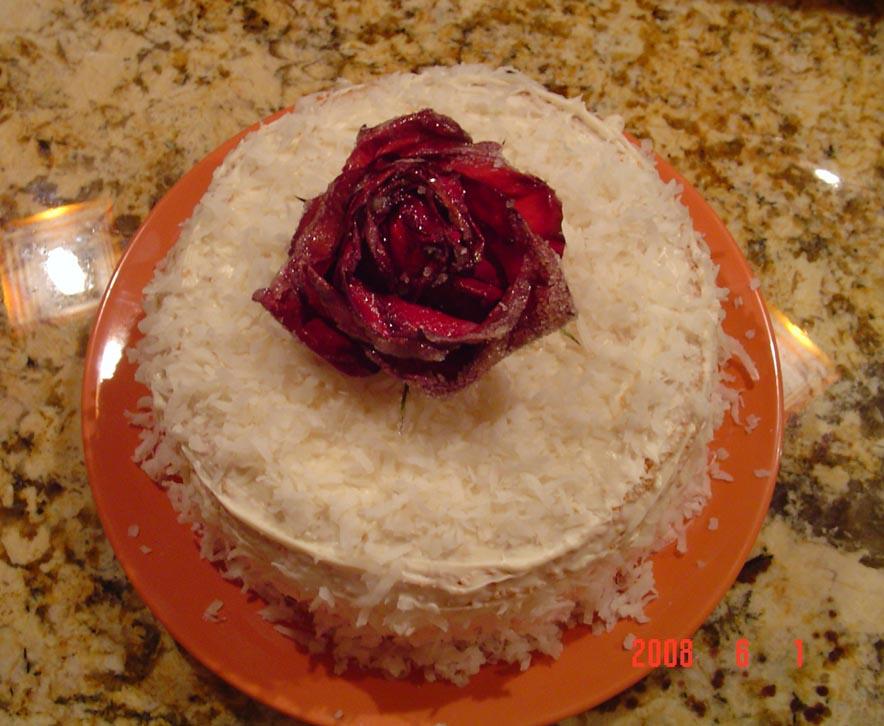 Strawberry Cake Webbyzard Blog About Anything I Want