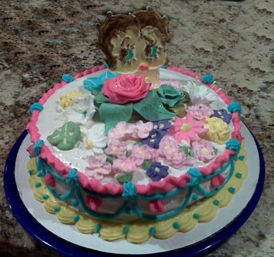 Betty Boop Wild Cake