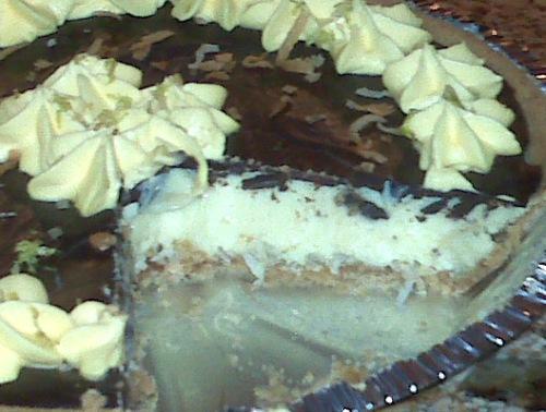 Key West Key Lime Pie